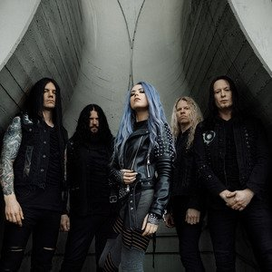 Arch Enemy concert at Columbiahalle, Berlin on 15 October 2021