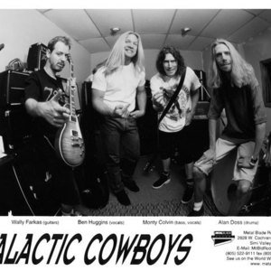 Galactic Cowboys