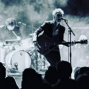 Spinvis concert at Het Depot, Leuven on 15 October 2021