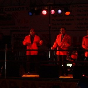 The Drifters concert at Motorpoint Arena Nottingham, Nottingham on 15 October 2021